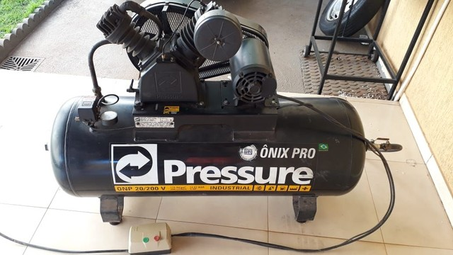 Compressor profissional 4.000