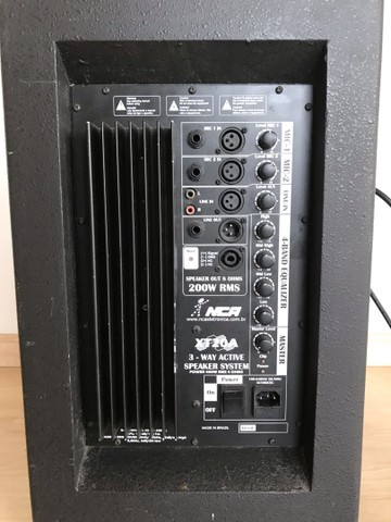 Caixa acústica NCA - Foto 4