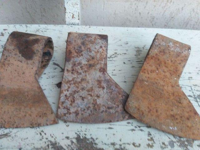 machado wenzel antigo 2 e 3 libras e meia - Foto 3