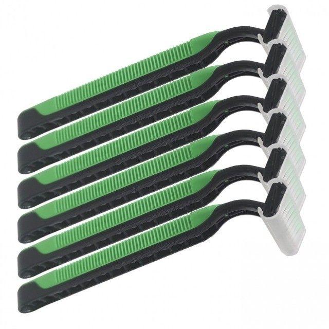 Aparelho de Barbear Haibrasil com 06 unidades - Foto 3