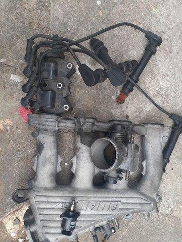 Estou vendendo essas peças do motor 16 válvula do Bravo