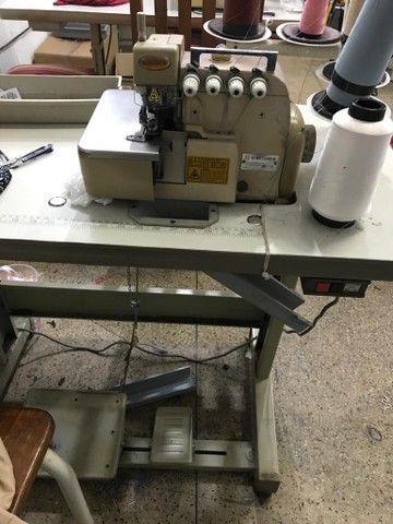 Máquina reta e ponto cadeira  - Foto 3