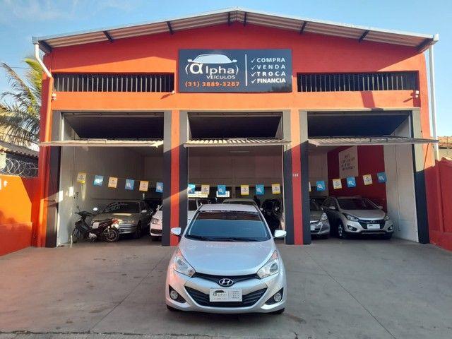 Hb20S 2014 AUTOMÁTICO COM 81mil km; modelo premium