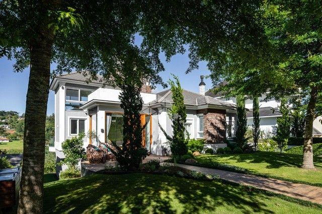 Casa de condomínio à venda com 3 dormitórios em Condominio alphaville, Gramado cod:9937109 - Foto 2