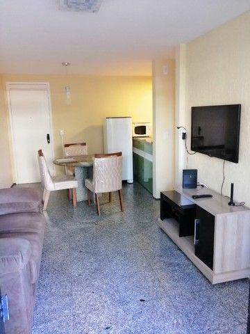 Apartamento/flat,tudo renovado,entre av. beira mar e av. aboliçao, em posiçao privilegiada - Foto 4