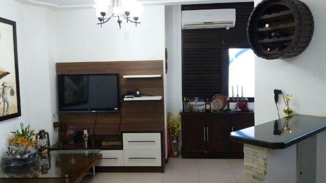 Amazonas Flat - 2 quartos - Semimobiliado