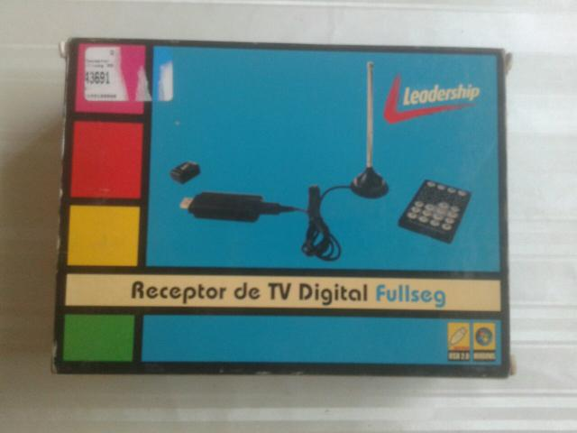 Receptor de tv digital para computador