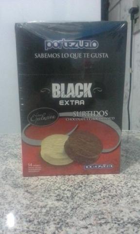 Caixa de alfajor Uruguaio Portezuelo