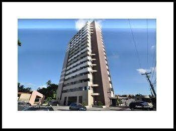 Excelente Apartamento 3 quartos em Cruz das Almas - Edf. Torre Norte - prox. FITS