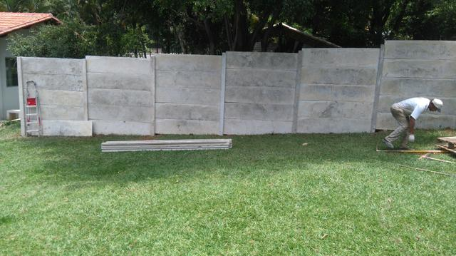 Muro premoldado