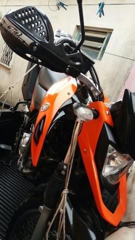 XTZ Crossed ED 150