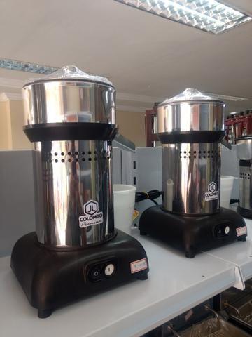 Extrator de suco industrial 400W - JL COLOMBO
