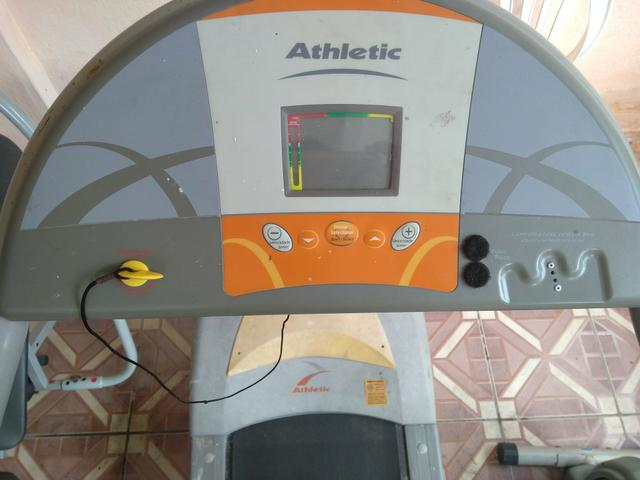 Esteira Athletic Advanced 400EE