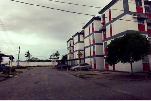 Apartamento no Residencial Tabuleiro dos Martins