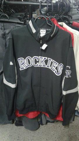 Jaqueta Rockies MLB