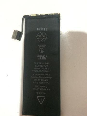 Bateria iPhone 5s ou 5c