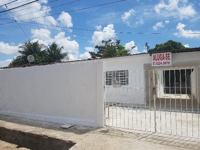 Lindos imóveis em Cajueiro Seco com amplo quintal e garagem pra 2 carros