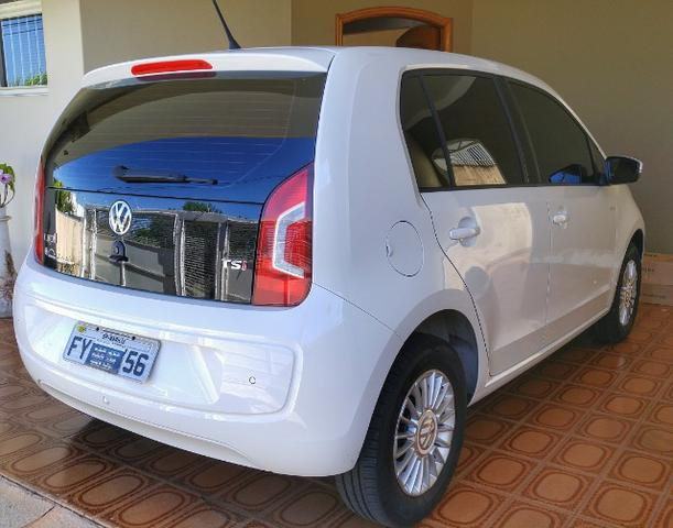 Vw - Volkswagen Up! 1.0 TSi Branco Sem Trocas Nao corolla polo golf i30 mobi civic jetta