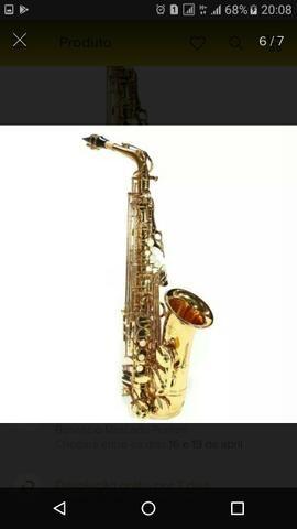 Sax alto Janhke 1.900$ zero