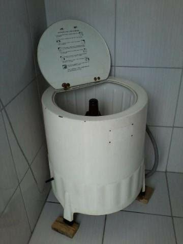 Máquina de lavar Müller
