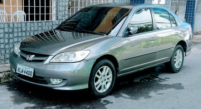 Honda Civic Sedan Lxl Lx 2004 1.7 Aut. 4p   2004