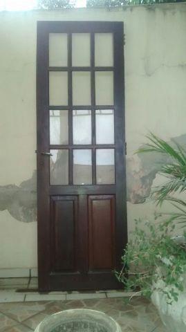 Porta completa / Madeira