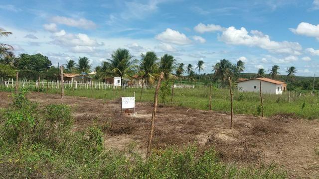Terreno povoado tombo em salgado