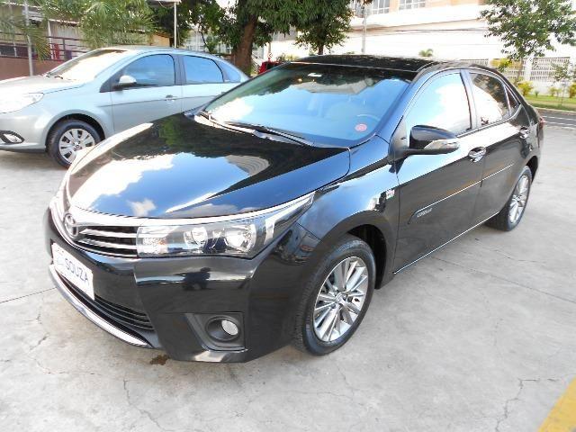 Toyota Corolla xei 2.0 flex completo mais couro carro revisado sem detalhes file