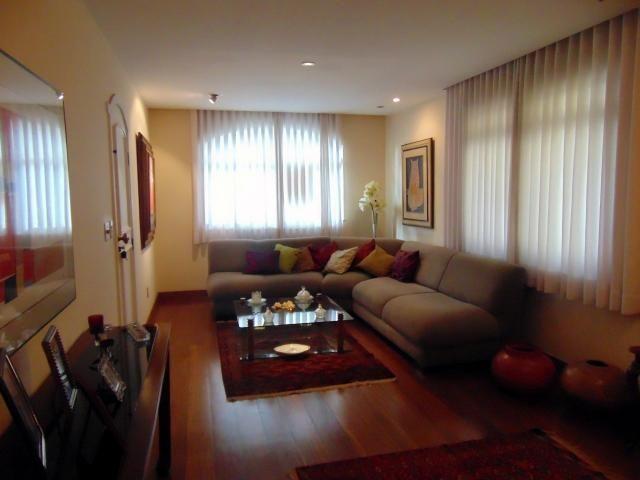 Apartamento à venda com 4 dormitórios em Grajaú, Belo horizonte cod:3637