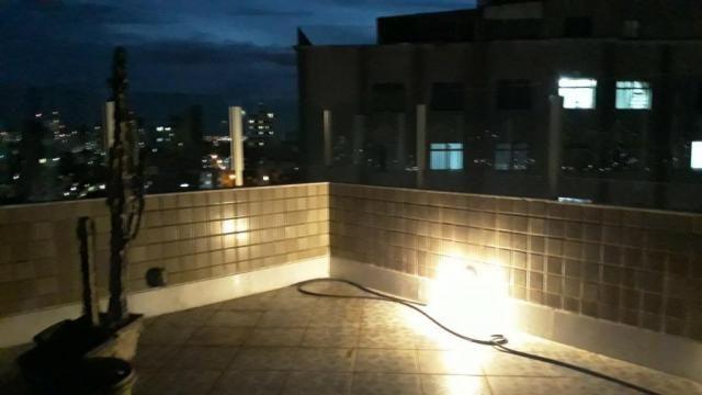 Cobertura com 4 dormitórios à venda, 180 m² por r$ 780.000 - caiçara - belo horizonte/mg - Foto 16