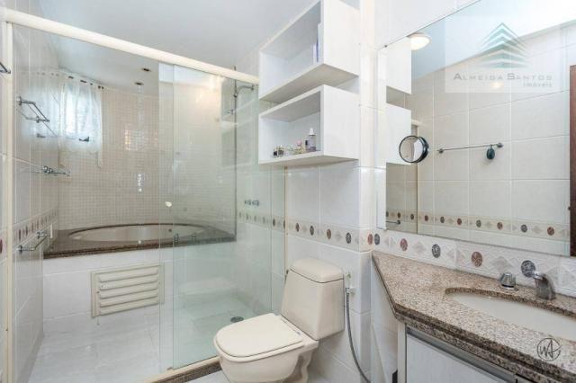 Apartamento com 3 dormitórios à venda, 129 m² por r$ 800.000 - batel - curitiba/pr - Foto 12
