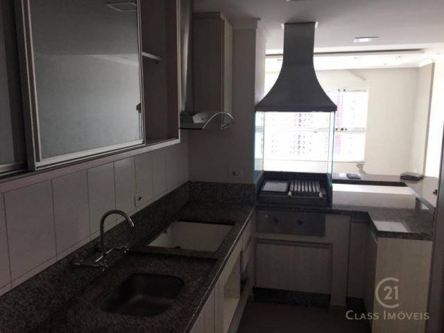 Apartamento com 3 dormitórios à venda, 83 m² por r$ 398.000,00 - gleba palhano - londrina/ - Foto 5