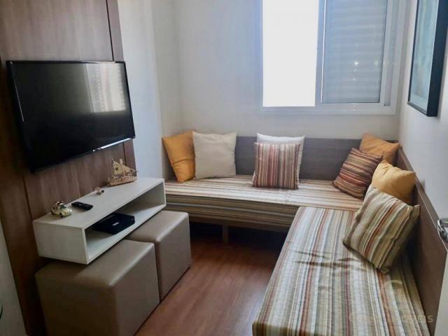 Apartamento com 3 dormitórios à venda, 80 m² - gleba palhano - londrina/pr - Foto 7