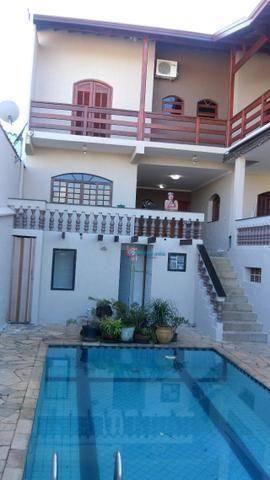 Sobrado com 4 dormitórios à venda, 350 m² por r$ 710.000,00 - jardim santa clara do lago i - Foto 3
