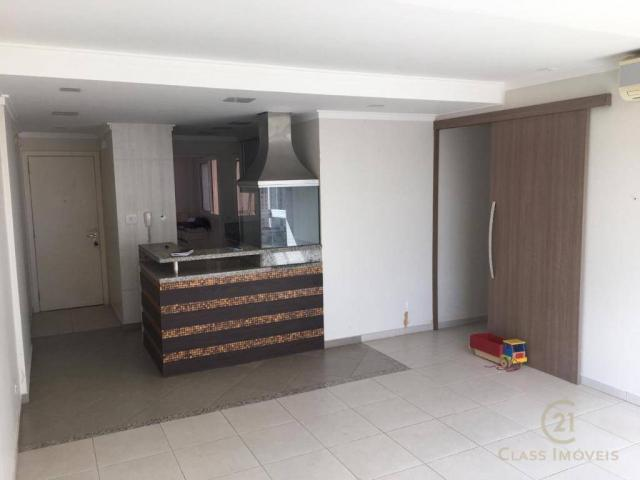 Apartamento com 3 dormitórios à venda, 83 m² por r$ 398.000,00 - gleba palhano - londrina/ - Foto 3