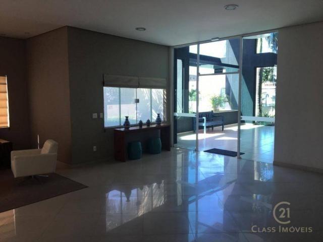 Apartamento com 3 dormitórios à venda, 83 m² por r$ 286.000 - centro - londrina/pr - Foto 3