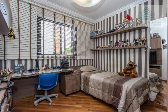 Apartamento com 3 dormitórios à venda, 129 m² por r$ 800.000 - batel - curitiba/pr - Foto 13