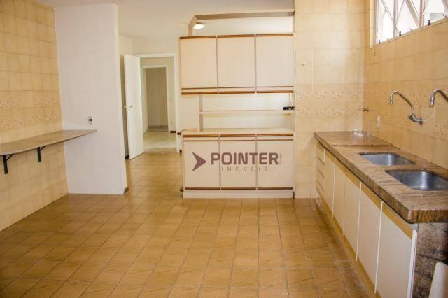 Apartamento com 3 dormitórios para alugar, 270 m², 03 vagas de garagens, ED. NOTRE DAME, p - Foto 11