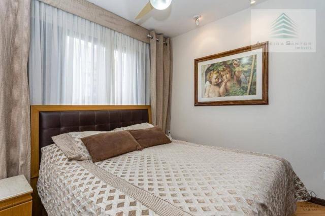 Apartamento com 3 dormitórios à venda, 129 m² por r$ 800.000 - batel - curitiba/pr - Foto 11