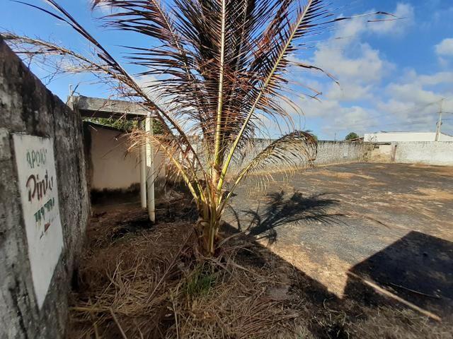 Lote 15/30 todo no muro com fossa e dois banheiros - Foto 3