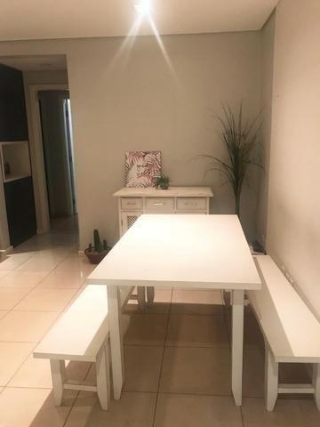 Lindo Apartamento Todo Planejado Residencial Bela Vista Vila Glória Centro - Foto 12