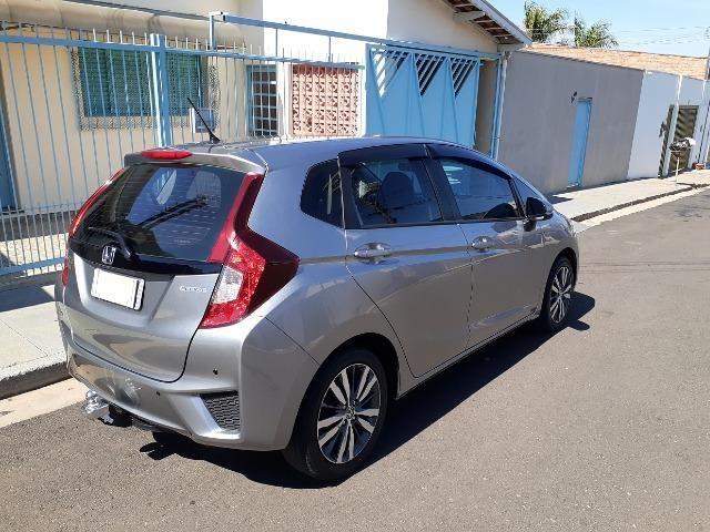 Honda Fit EXL - Versão Top de Linha - Automático - Foto 5