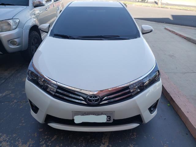 Corolla Altis Branco Pérola 2015 - Foto 2