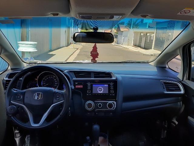 Honda Fit EXL - Versão Top de Linha - Automático - Foto 9