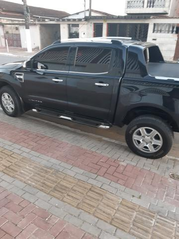 Ford ranger limited 4x4 2013 3.2 4p - Foto 12