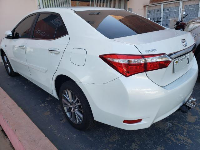 Corolla Altis Branco Pérola 2015 - Foto 4