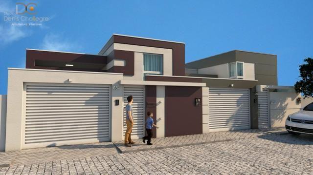 Arquitetura moderna com excelente qualidade e localização