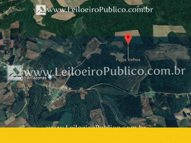 Prudentópolis (pr): Imóvel Rural 32.065,00m² mfwsy dgovi - Foto 2