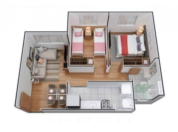 Apartamento a venda em campo  grande rj - Foto 7