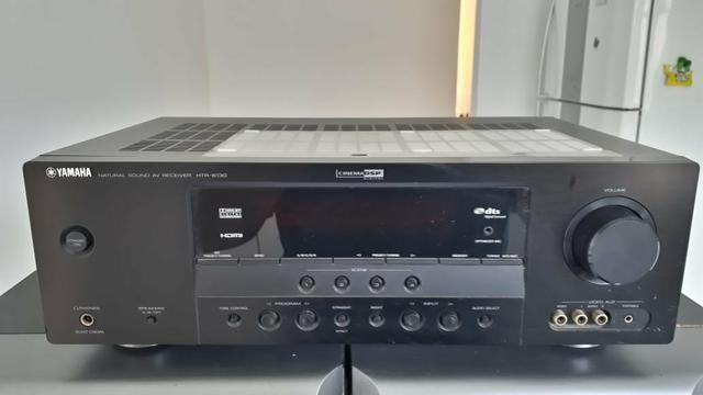 Receive Yamaha HTR 6130 - Foto 4
